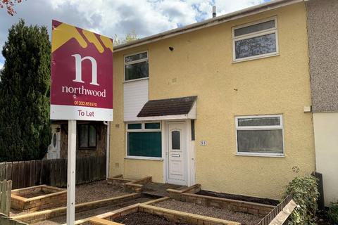 3 bedroom terraced house to rent - Nairn Avenue, Derby, DE21