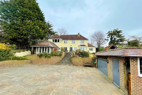 5 bedroom detached house for sale - The Heights, Findon Valley, Worthing, West Sussex, BN14