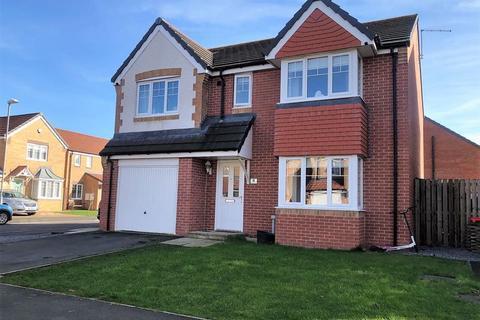 5 bedroom detached house for sale - Kirkharle Crescent, Ashington