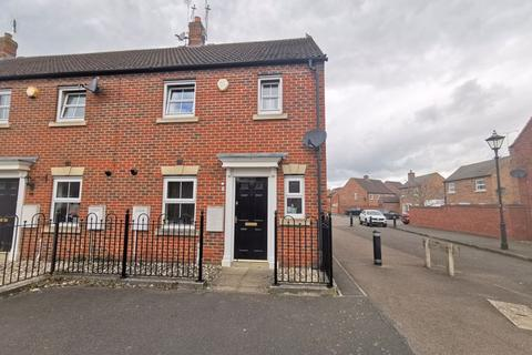 3 bedroom end of terrace house for sale - Firecrest Way, Aylesbury