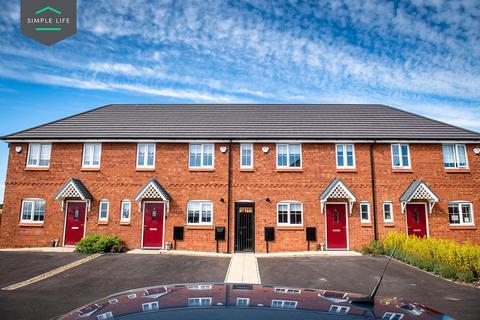 3 bedroom semi-detached house to rent - Richard Darroch Way, Crewe, Cheshire