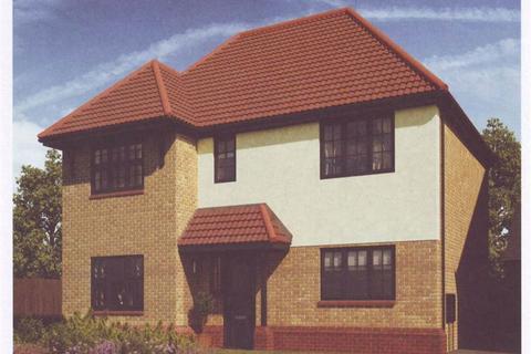 4 bedroom detached house for sale - St Nicholas Manor, Cramlington