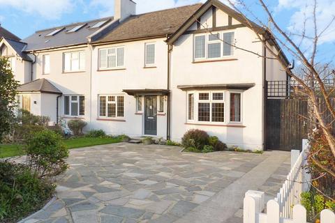 4 bedroom semi-detached house for sale - Richmond Road, West Wimbledon, SW20