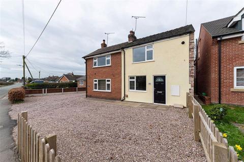 2 bedroom semi-detached house for sale - Stock Lane, Shavington Crewe, Cheshire