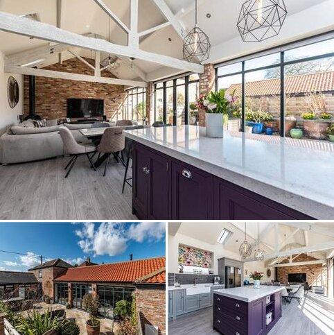 4 bedroom barn conversion for sale - Elvington Lane, Grimston, York
