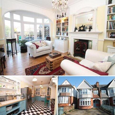 4 bedroom semi-detached house for sale - Broomfield Lane, Palmers Green, London N13