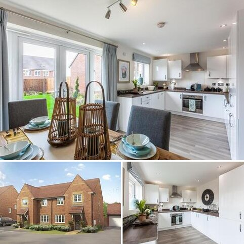 4 bedroom semi-detached house for sale - Plot 107, Kington at Wyedean Fields, Beachley Road, Sedbury, CHEPSTOW NP16