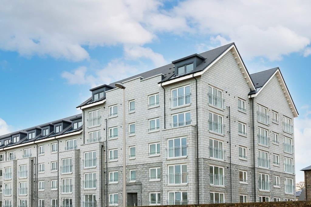 The Royal Cornhill Apartments at Westburn Gardens, Block 5 to 8