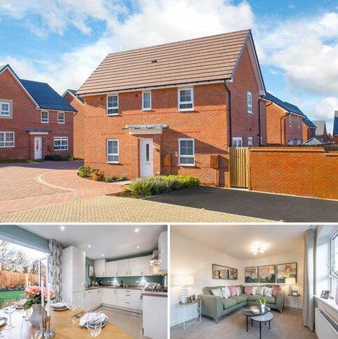 3 bedroom detached house for sale - Plot 314, Moresby at Poppy Fields, Cottingham, Harland Way, Cottingham, COTTINGHAM HU16