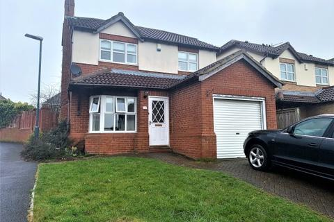 3 bedroom detached house for sale - BECKWITH DRIVE, TRIMDON VILLAGE, SEDGEFIELD DISTRICT