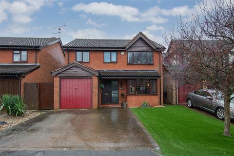 4 bedroom detached house for sale - Bolney Green, Luton, Bedfordshire, LU2