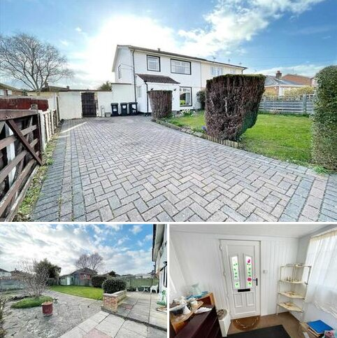 3 bedroom semi-detached house for sale - Mount Road, Bournemouth