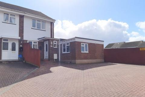 2 bedroom end of terrace house for sale - Bradford Close, Exmouth