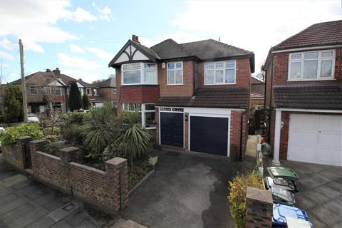 4 bedroom detached house for sale - Lowood Avenue Davyhulme