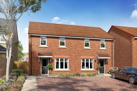 3 bedroom semi-detached house for sale - Plot 60 - The Hewick (High Gables) at High Gables, Yapham Road, Pocklington, York YO42