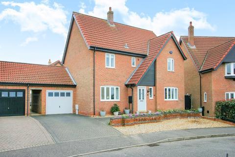 4 bedroom link detached house for sale - Wheatcroft Way, Dereham