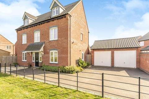 5 bedroom detached house for sale - Prince George Avenue, Oakham