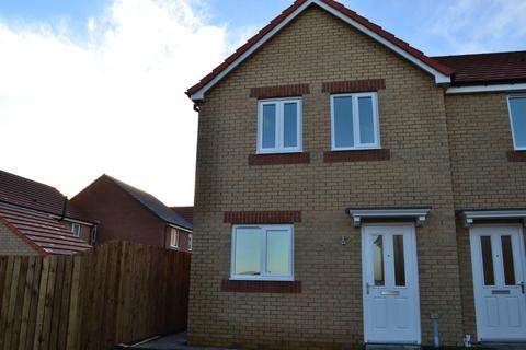 3 bedroom semi-detached house for sale - Viscount Close, Catchgate