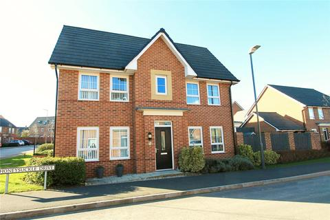 3 bedroom detached house for sale - Honeysuckle Drive, Edleston, Nantwich, CW5