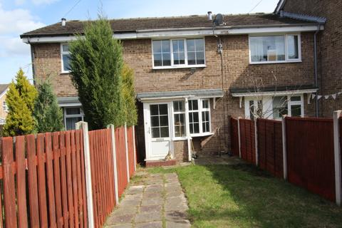 2 bedroom terraced house for sale - Broomhill Close, Eckington, Sheffield