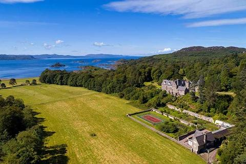 14 bedroom country house for sale - Arisaig House, Arisaig, Inverness-shire