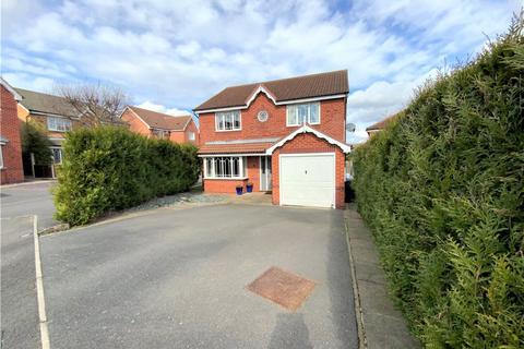 5 bedroom detached house for sale - Honeysuckle Drive, South Normanton