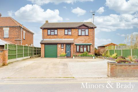 4 bedroom detached house for sale - Beach Road, Scratby