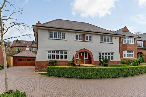 5 bedroom detached house for sale - Dderwen Deg, Lisvane, Cardiff, CF14