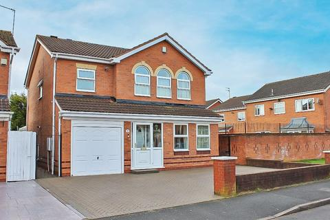 4 bedroom detached house for sale - Weston Drive, Bilston