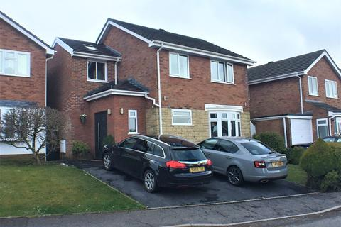 4 bedroom detached house for sale - Squirrel Walk, Fforest