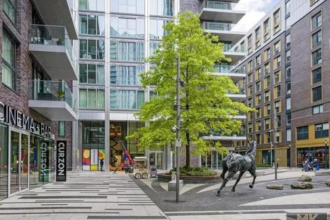 Studio to rent - 37 Leman Street, Aldgate, London, E1 8PU