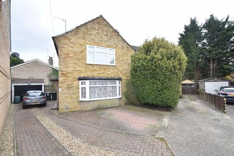 3 bedroom semi-detached house for sale - Cuffley Close, Luton