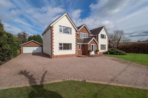 4 bedroom detached house for sale - Yew Tree Lane, Moreton, Congleton