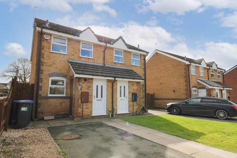 2 bedroom semi-detached house for sale - Irvine Road, Werrington, Stoke-On-Trent