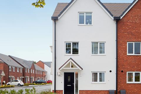 3 bedroom townhouse for sale - Plot 41, The Hancock at Olympia, York Road, Hall Green, West Midlands B28