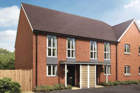 2 bedroom terraced house for sale - Plot 349, The Hambrook at Brook Park, Great Stoke Way, Harry Stoke,South Gloucestershire BS34