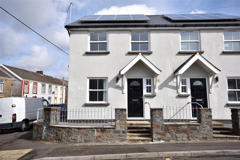 3 bedroom semi-detached house for sale - Oakfield Street, Pontarddulais, Swansea