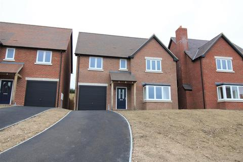 4 bedroom detached house for sale - 2 Parry's Drive, Pontesbury, Shrewsbury