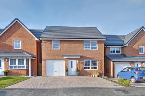 4 bedroom detached house for sale - Bluebell Drive, Pegswood, Morpeth
