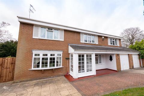 5 bedroom detached house for sale - Silksworth Hall Drive, Silksworth, Sunderland