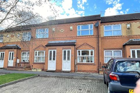 2 bedroom terraced house for sale - Bowling Green Croft, Haxby Road