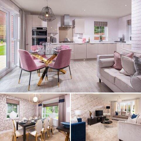 4 bedroom detached house for sale - Plot 4, Alnmouth at Barratt Homes at Gateford Park, Holme Way, Gateford, WORKSOP S81