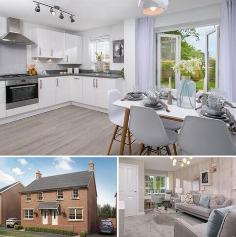 3 bedroom semi-detached house for sale - Plot 141, Maidstone at Hanbury Locks, Bevans Lane, Cwmbran, CWMBRAN NP44