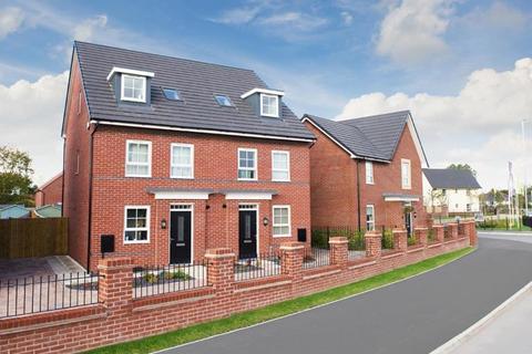 4 bedroom semi-detached house for sale - Plot 136, Helmsley at J One Seven, Old Mill Road, Sandbach, SANDBACH CW11