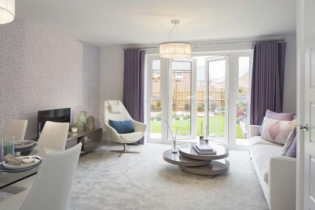 Barwick Show Home Lounge