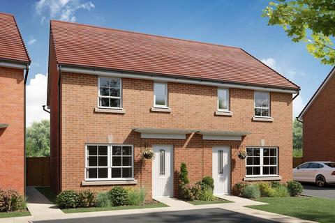 3 bedroom semi-detached house for sale - Plot 2, Ellerton - Phase 2 at Bowland Meadow, Chipping Lane, Longridge, PRESTON PR3