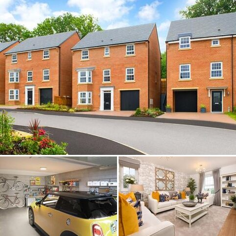 4 bedroom detached house for sale - Plot 48, Allendale at Woodland Rise, Corbridge Road, Hexham, HEXHAM NE46