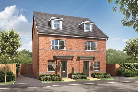 4 bedroom terraced house for sale - Plot 24, Kingsville - Phase 2 at Bowland Meadow, Chipping Lane, Longridge, PRESTON PR3
