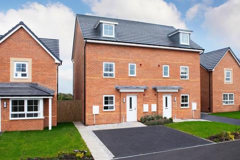 4 bedroom semi-detached house for sale - Plot 371, Woodcote at Barratt at Overstone Gate, Overstone Farm, Overstone NN6
