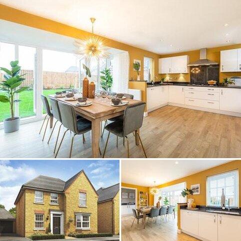 4 bedroom detached house for sale - Plot 55, Holden at Duston Gardens, Telstar Way, Duston, NORTHAMPTON NN5